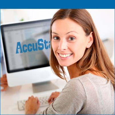 AccuStaff hiring process of temporary employees